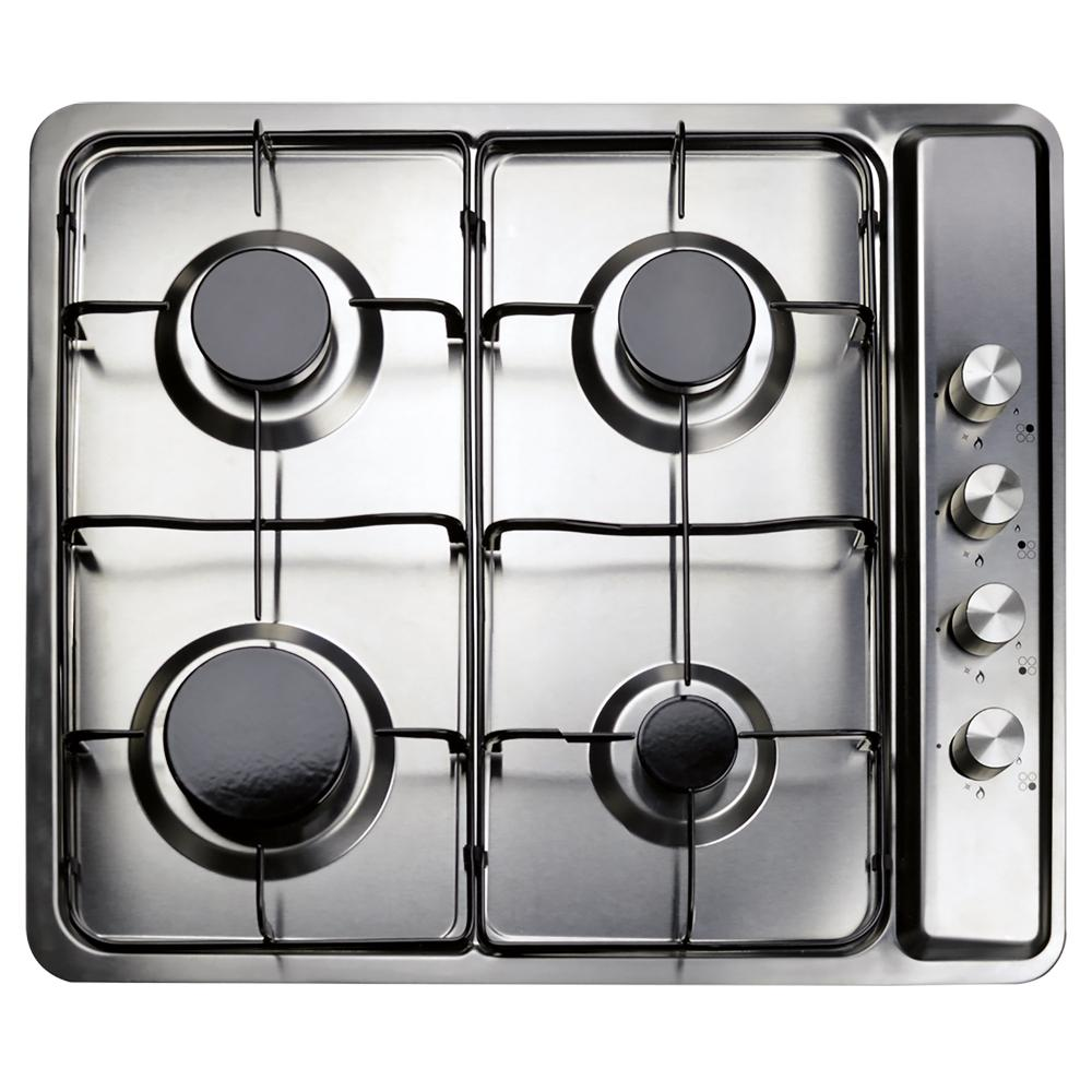 Matrix MHG101SS 4 Burner Gas Hob