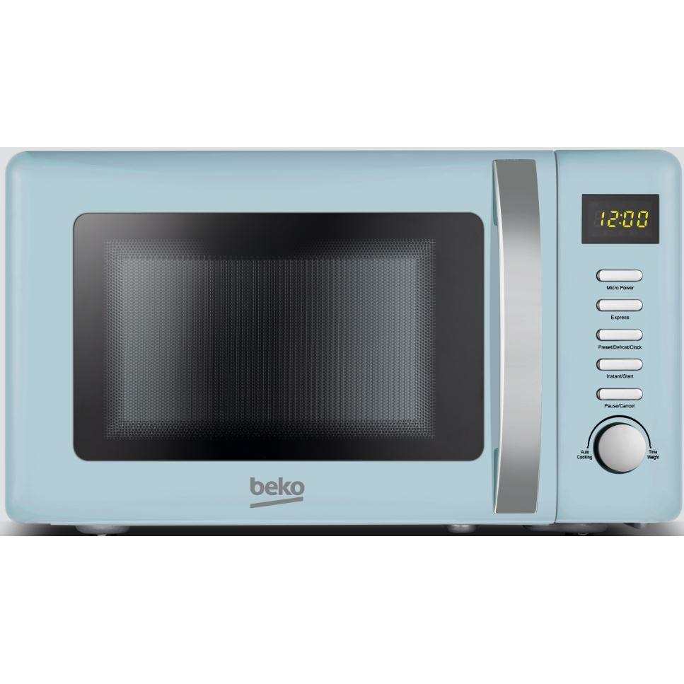 Beko MOC20200M 20 Litre 800W Retro Compact Microwave