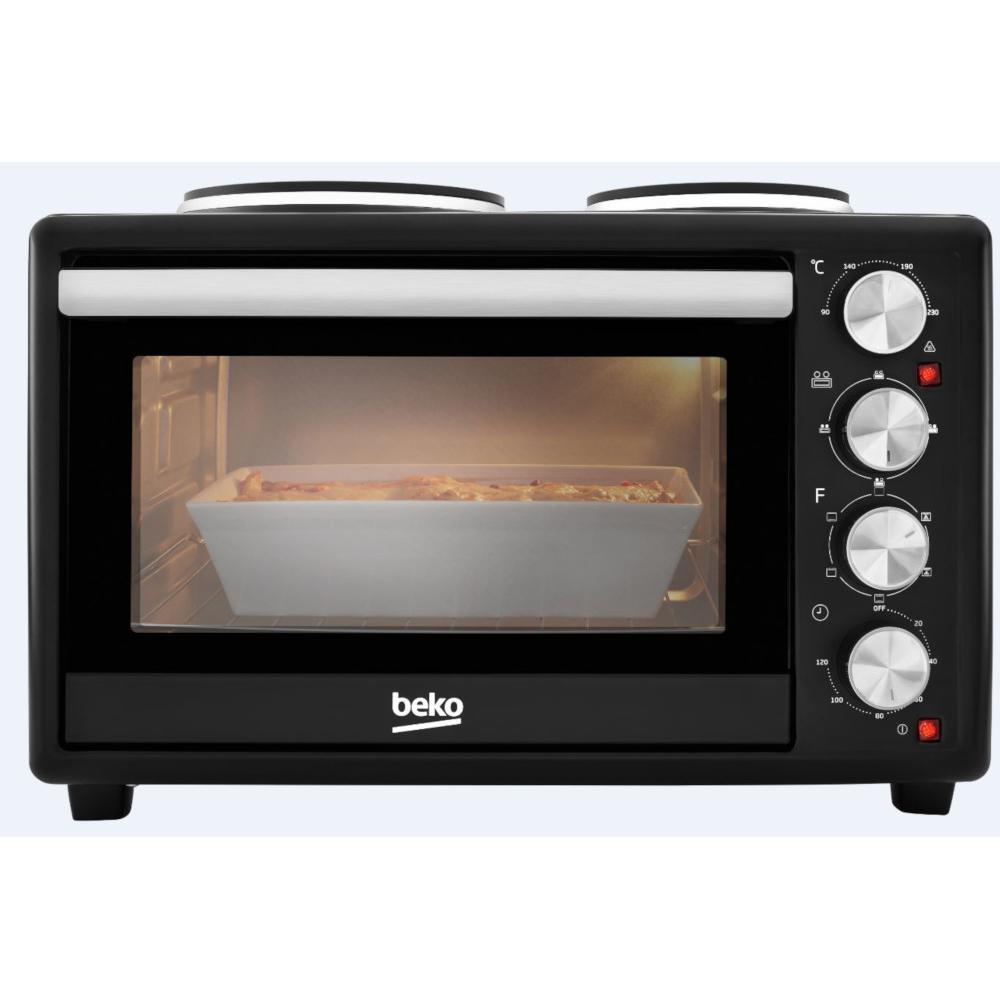 Beko MSH28B Mini Oven and Hob