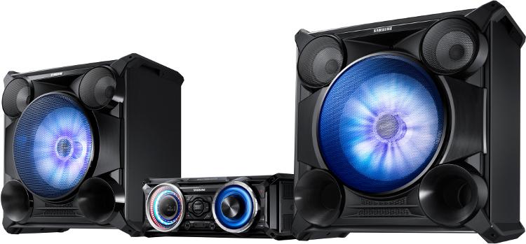 buy samsung mxhs8000 giga sound system marks electrical. Black Bedroom Furniture Sets. Home Design Ideas