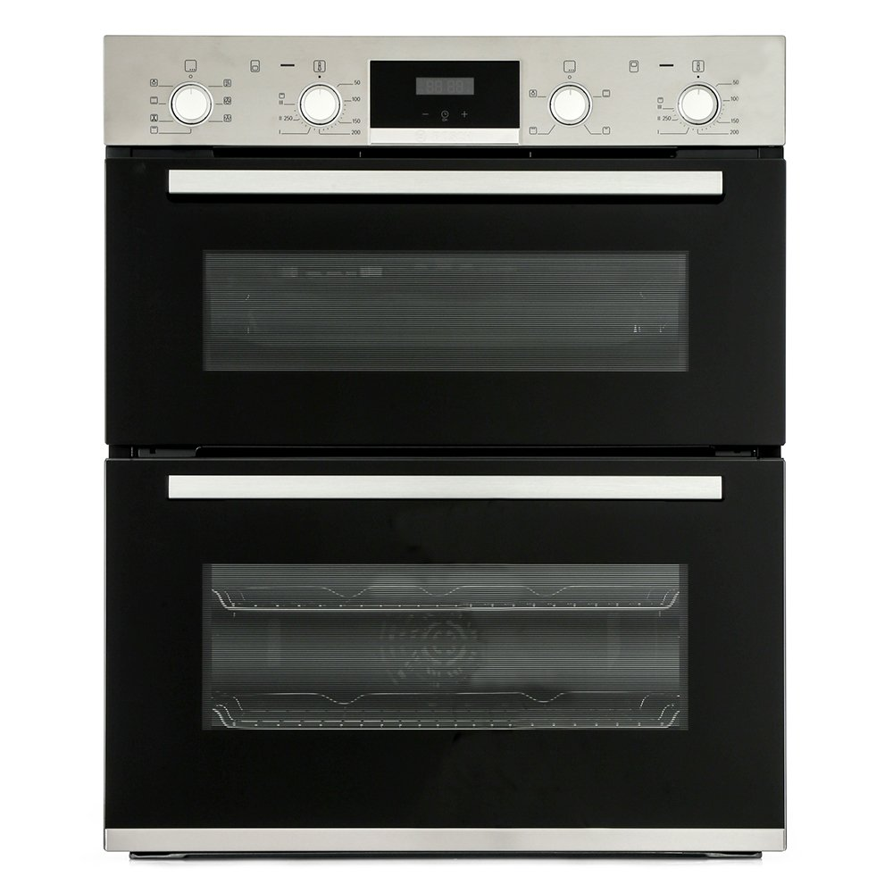 Bosch Serie 4 NBS533BS0B Double Built Under Electric Oven