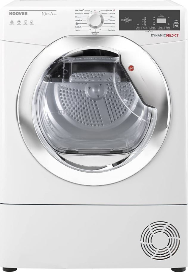Hoover ND H10A2TCE Condenser Dryer with Heat Pump Technology