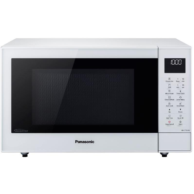 Panasonic NN-CT54JWBPQ 3-in-1 Combination Microwave