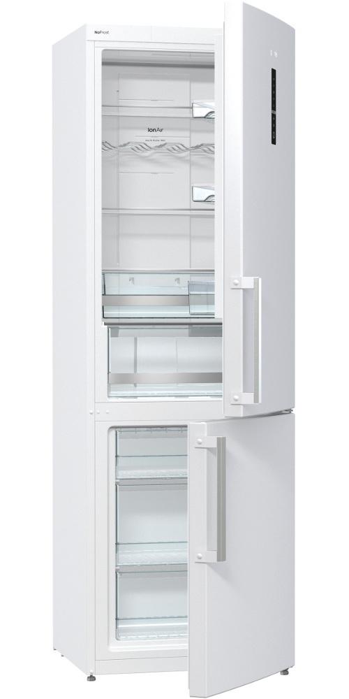 buy gorenje nrk6192mwuk fridge freezer white marks electrical. Black Bedroom Furniture Sets. Home Design Ideas