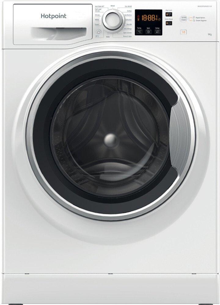 Hotpoint NSWE963CWSUKN Washing Machine