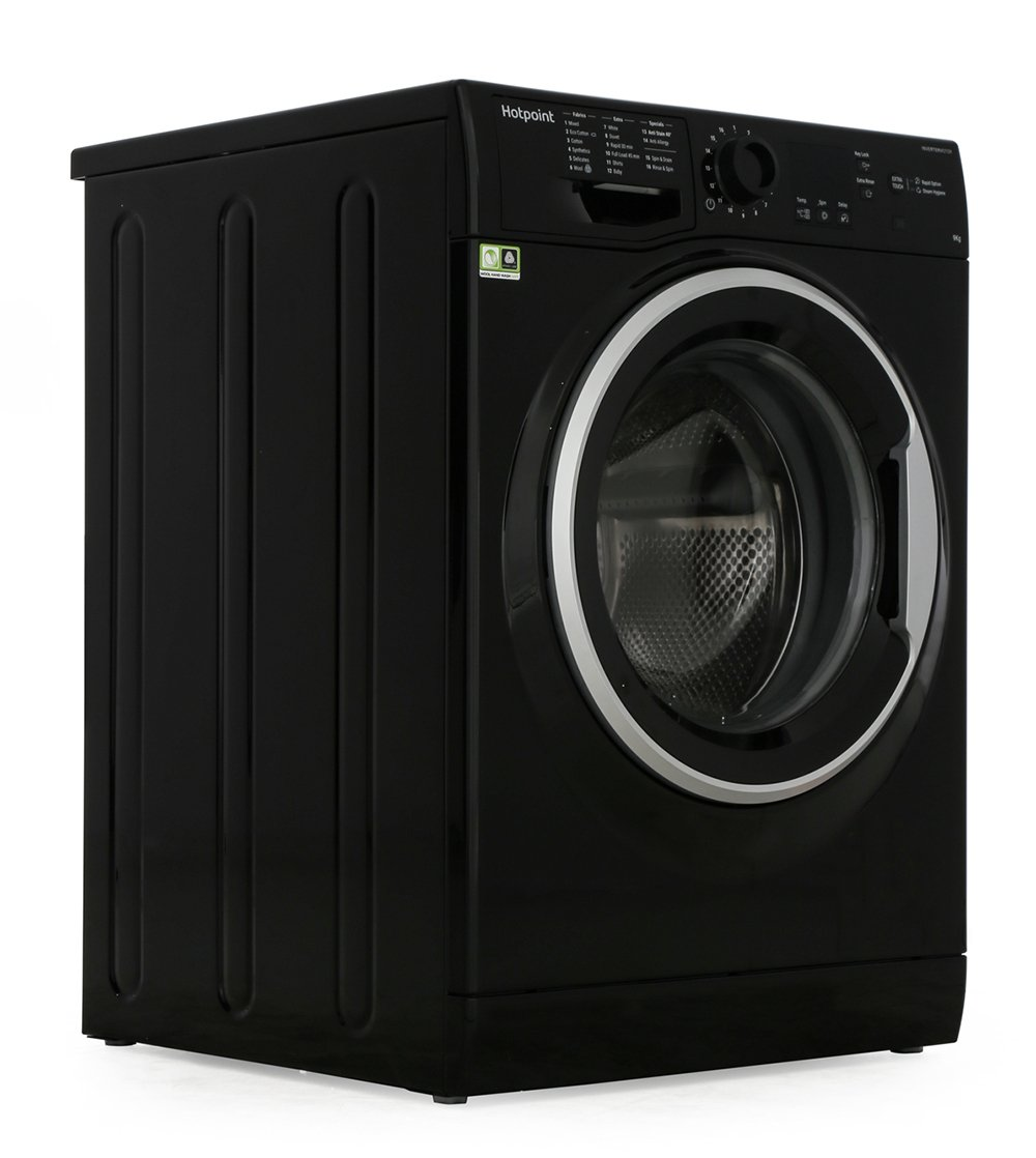 Hotpoint NSWF943CBS Washing Machine