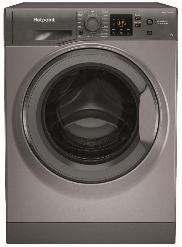 Hotpoint NSWF 943C GG UK N Washing Machine
