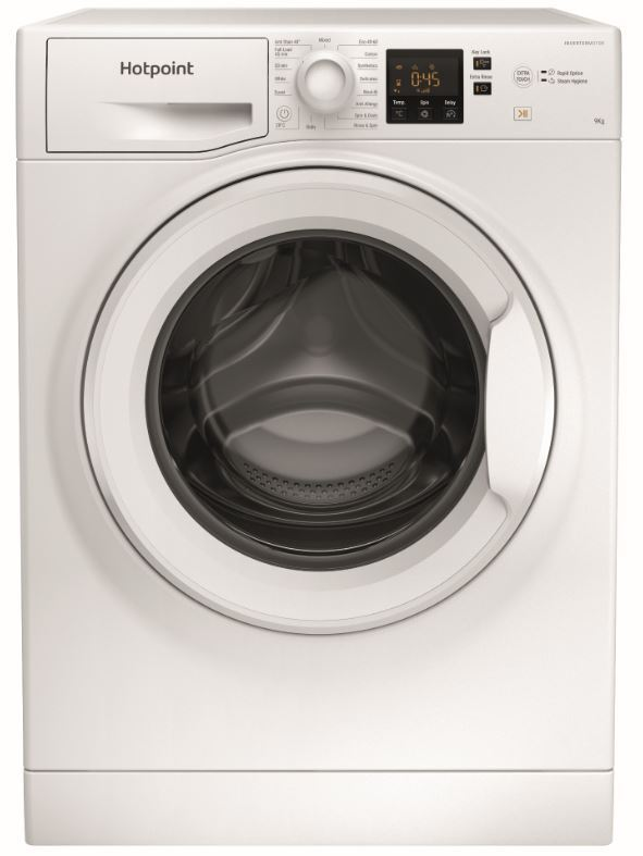 Hotpoint NSWF943CWUKN Washing Machine