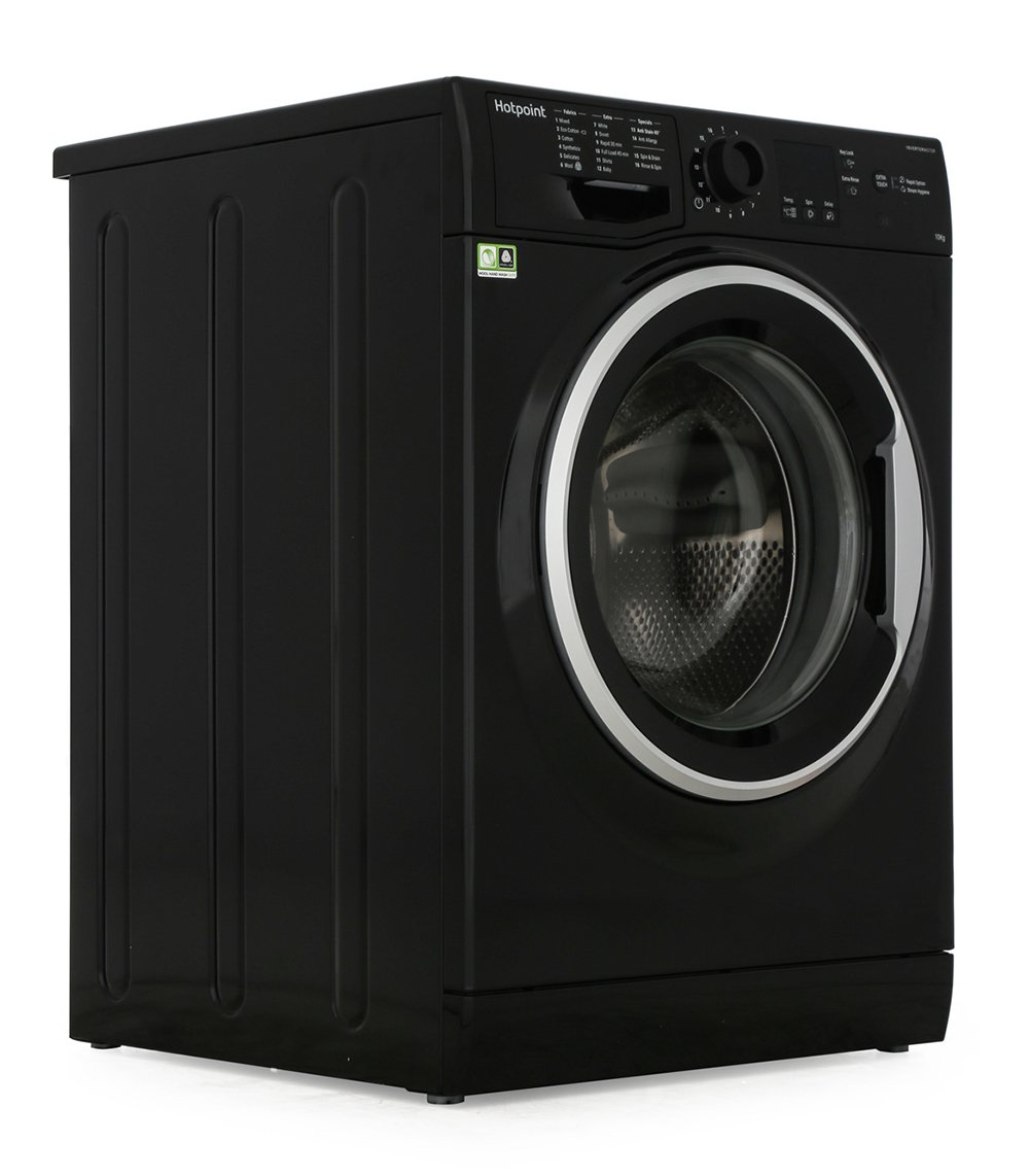 Hotpoint NSWM1043CBS Washing Machine