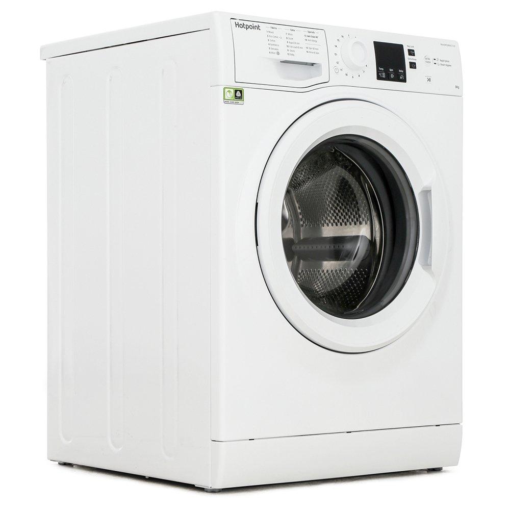 Hotpoint NSWM863CW Washing Machine