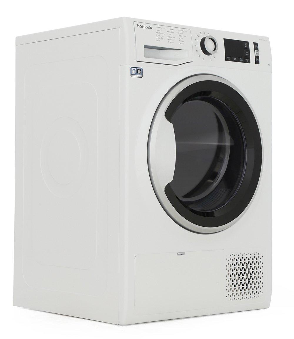 Hotpoint NTM1192SK Condenser Dryer with Heat Pump Technology