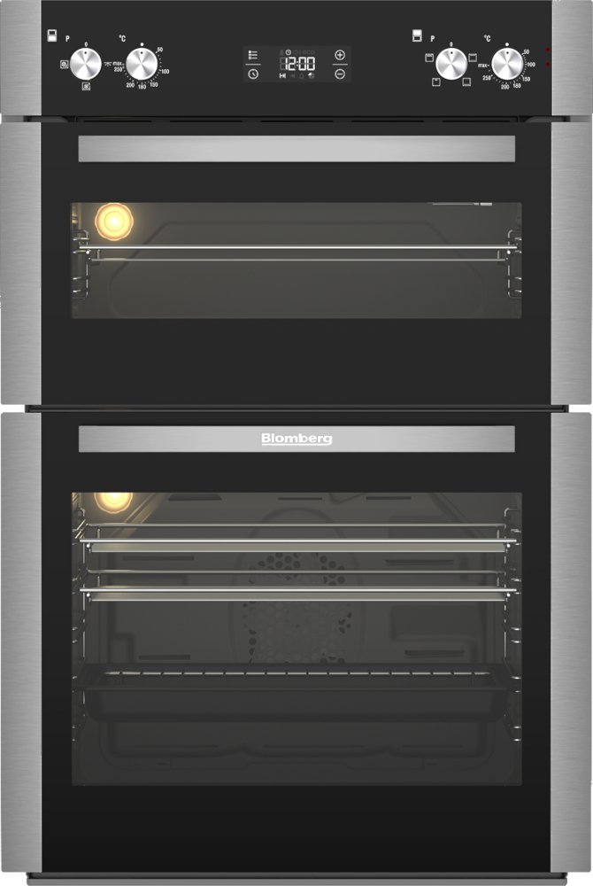 Blomberg ODN9302X Double Built In Electric Oven