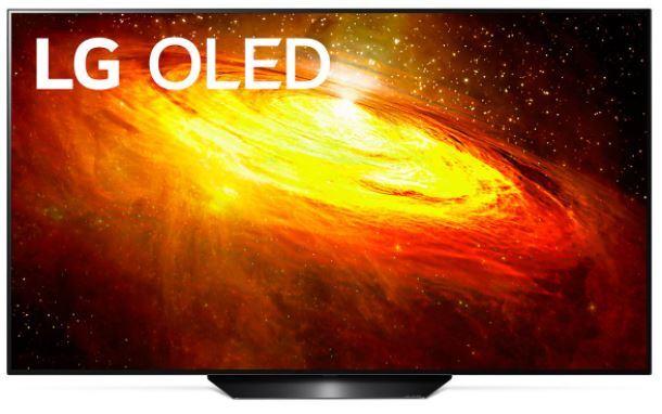 """LG OLED55BX6LB 55"""" OLED 4K Smart Television"""
