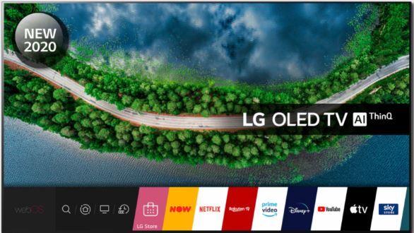 "LG OLED55GX6LA.AEK 55"" OLED 4K Smart Television"
