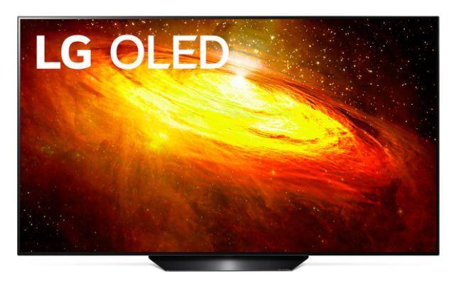 """LG OLED65BX6LB 65"""" OLED 4K Smart Television"""