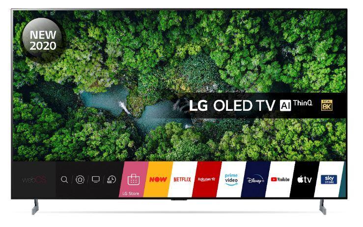 "LG OLED77ZX9LA.AEK 77"" 8K Signature OLED Television"