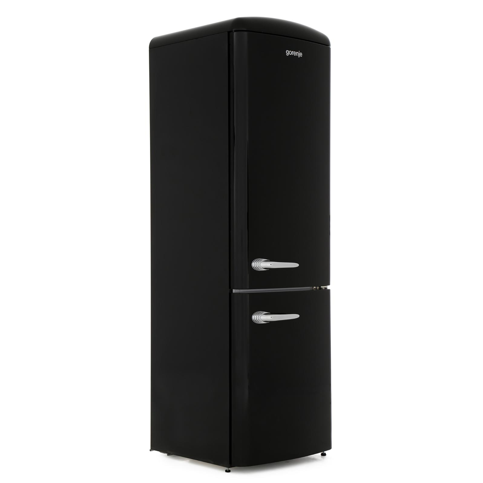Gorenje ONRK193BK Retro Frost Free Fridge Freezer