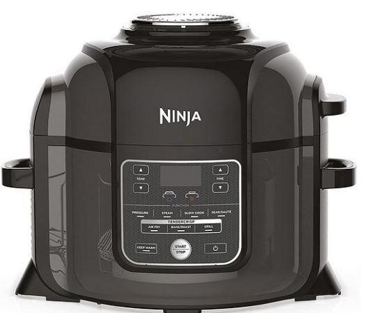Ninja OP300UK Foodi 7-in-1 6 Litre Multi-Cooker