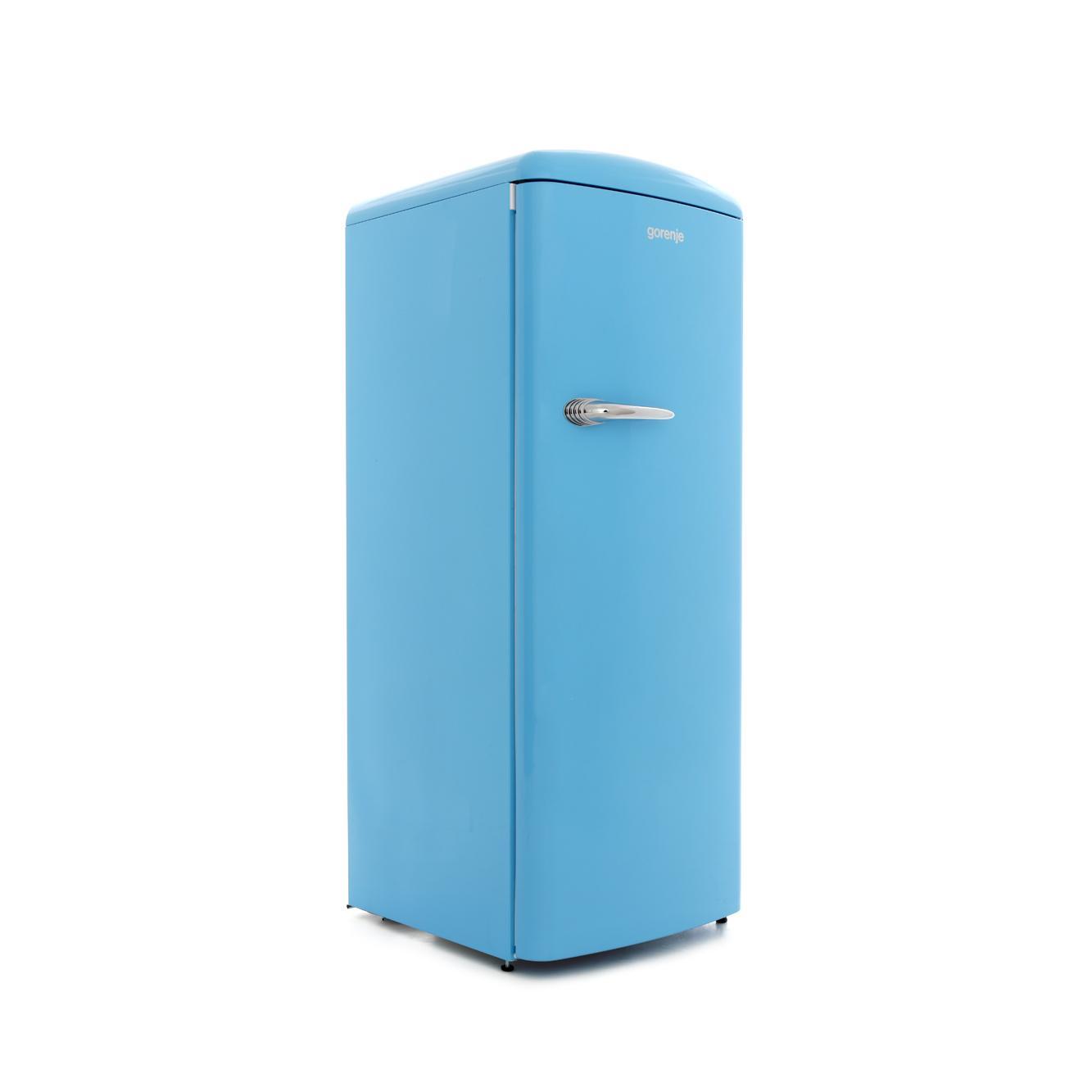 Gorenje ORB153BL Retro Tall Fridge with Ice Box
