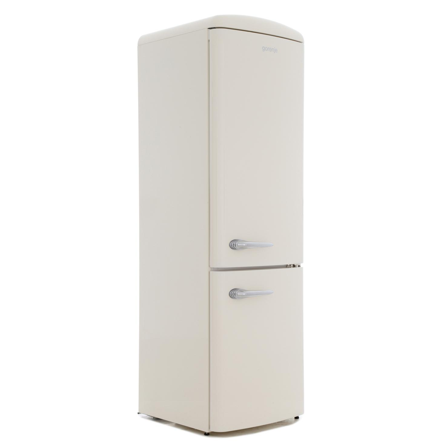 Gorenje ORK193C Retro Static Fridge Freezer
