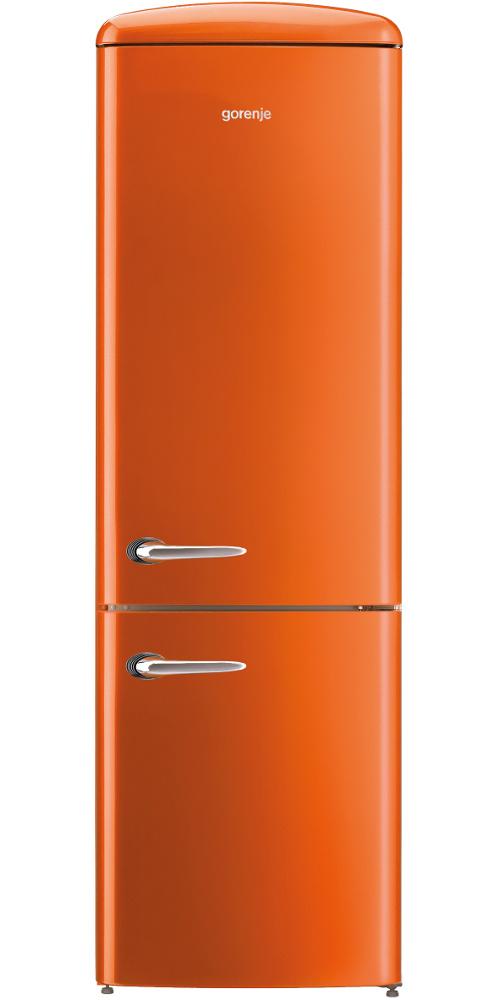 haier orange fridge freezer. gorenje ork193o retro fridge freezer haier orange