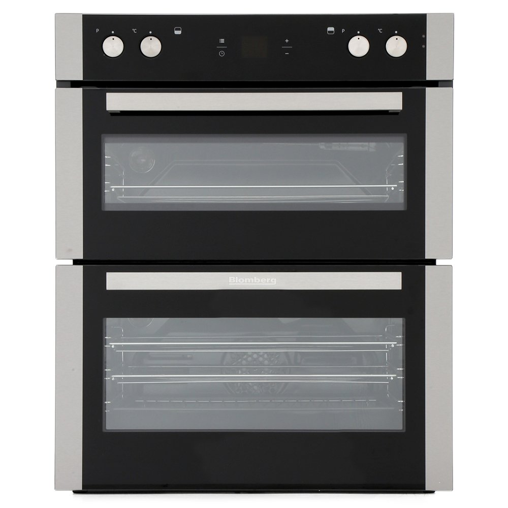 Blomberg OTN9302X Double Built Under Electric Oven