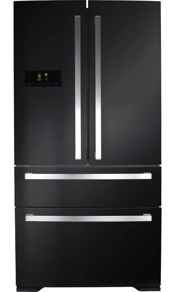 CDA PC870BL American Fridge Freezer