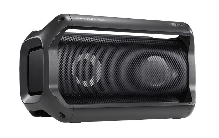 LG PK5.DGBRLLK LG XBOOM Go PK5 Portable Speaker