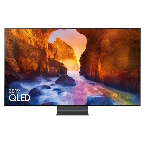 "Samsung QE55Q90RAT 55"" QLED 4K HDR Smart Television"