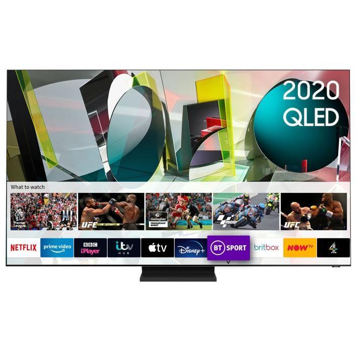 """Samsung QE65Q900TSTXXU 65"""" QLED 8K Smart Television"""