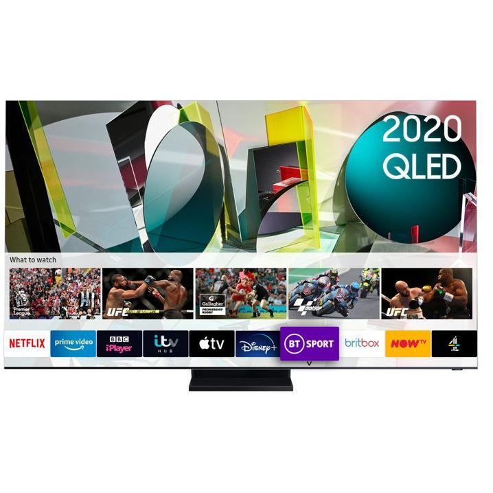 """Samsung Q950T QE65Q950TSTXXU 65"""" QLED 8K Smart Television"""