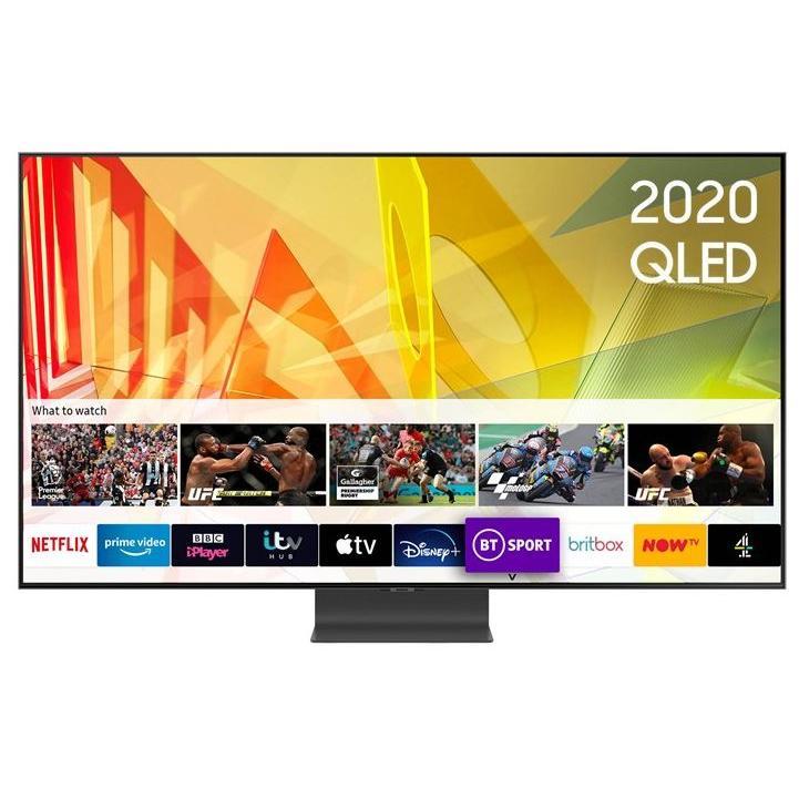 """Samsung Q95T QE65Q95TATXXU 65"""" QLED 4K Smart Television"""