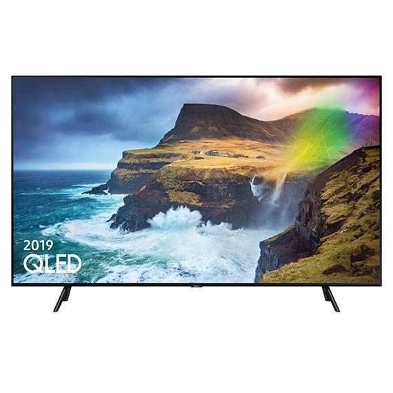 "Samsung QE75Q70RAT 75"" QLED 4K HDR Smart Television"