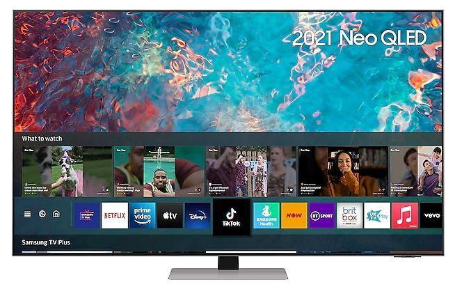 "Samsung QN85A QE75QN85AATXXU 75"" Neo QLED 4K Smart Television"
