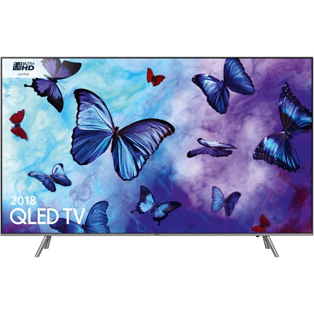"""Samsung Q6F QE82Q6FNATXXU QLED 82"""" 4K Ultra HD HDR Smart Television"""