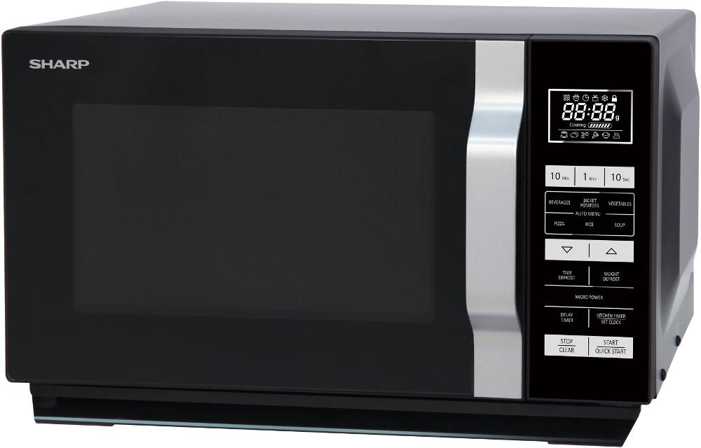 Sharp R360KM Microwave
