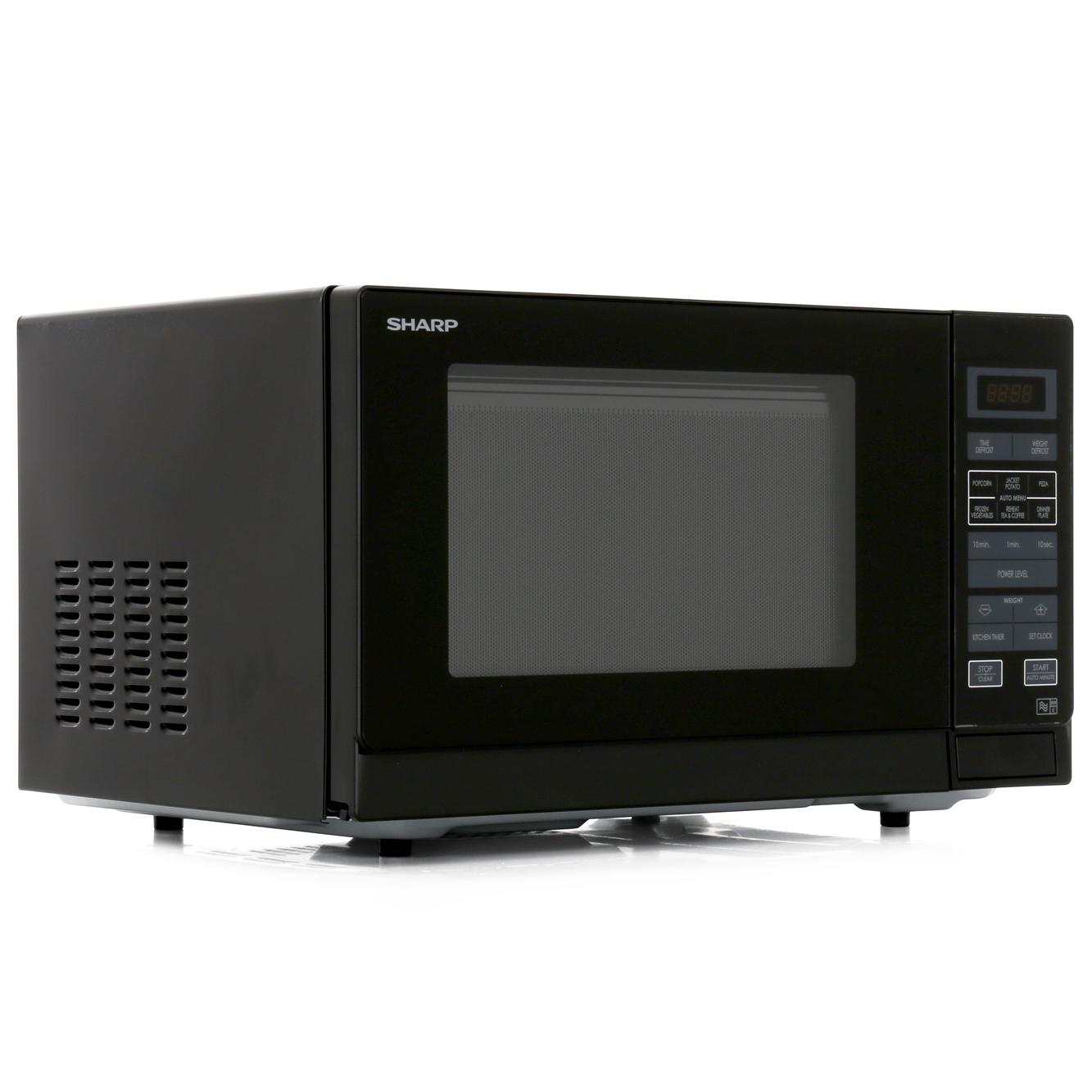 Sharp R372KM Microwave