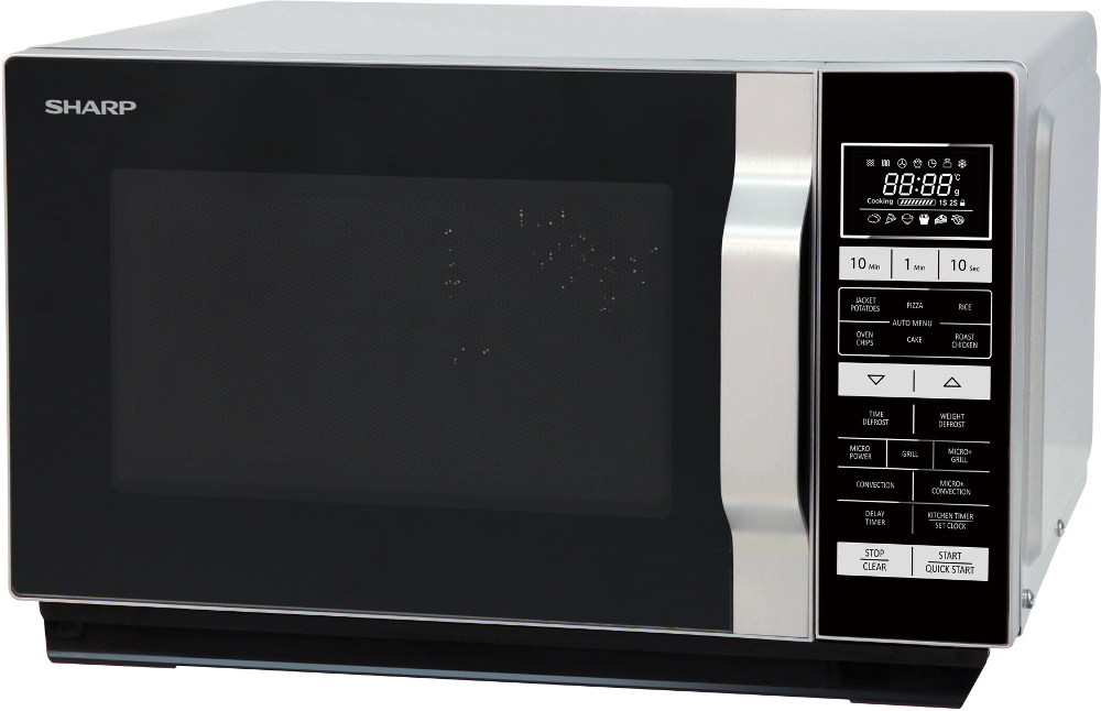 Sharp R860SLM Combination Microwave