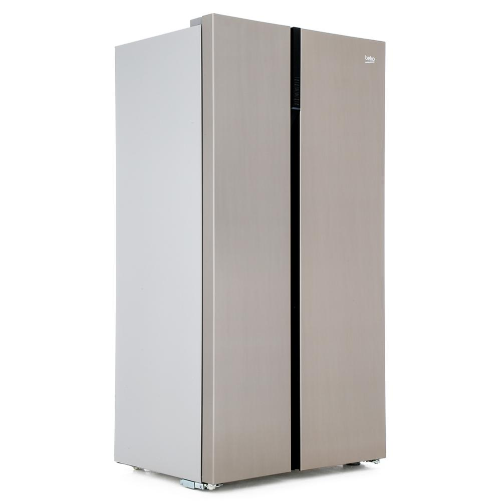 buy beko rasfle72px american fridge freezer brushed. Black Bedroom Furniture Sets. Home Design Ideas