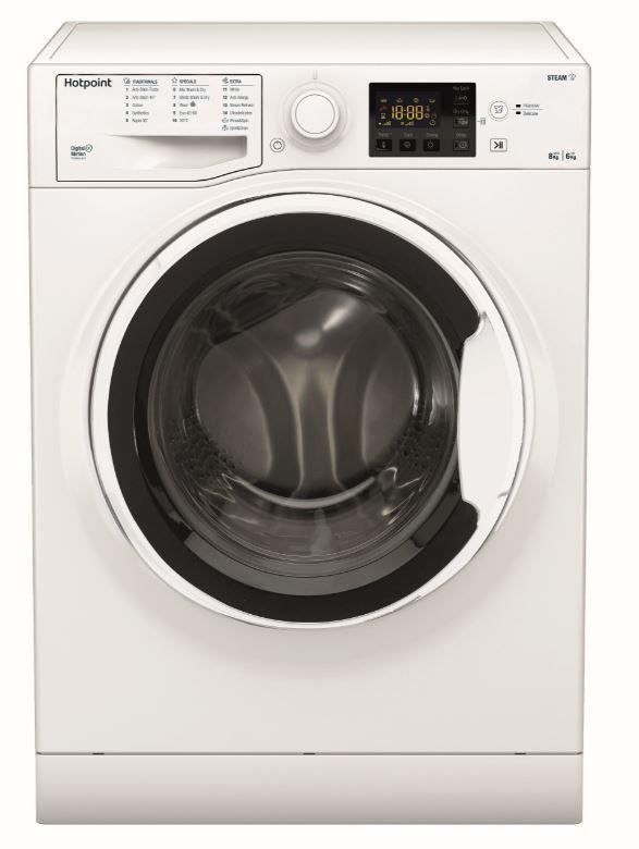 Hotpoint RDG8643WWUKN Washer Dryer