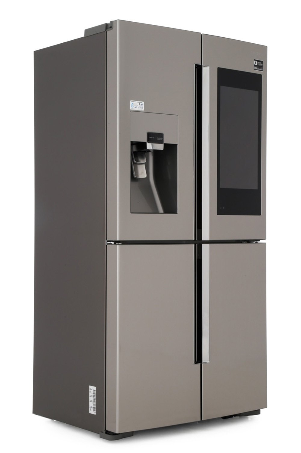 buy samsung rf56m9540sr family hub american fridge freezer. Black Bedroom Furniture Sets. Home Design Ideas