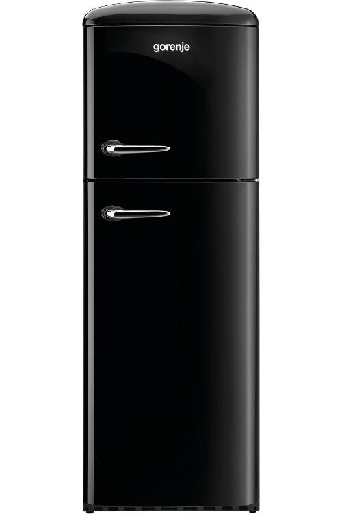 Gorenje Retro Chic RF60309OBK Static Fridge Freezer