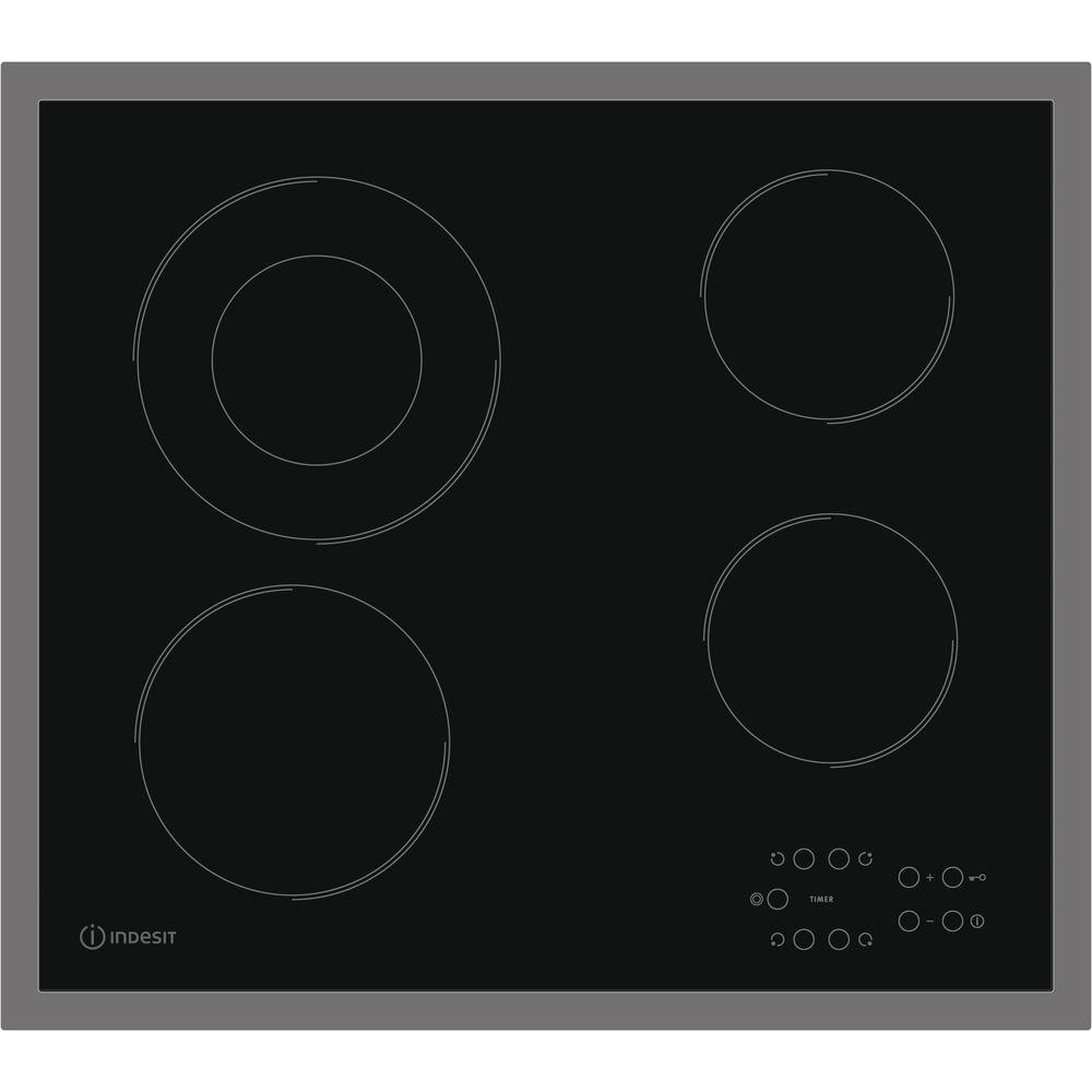 Indesit RI261X Ceramic Hob