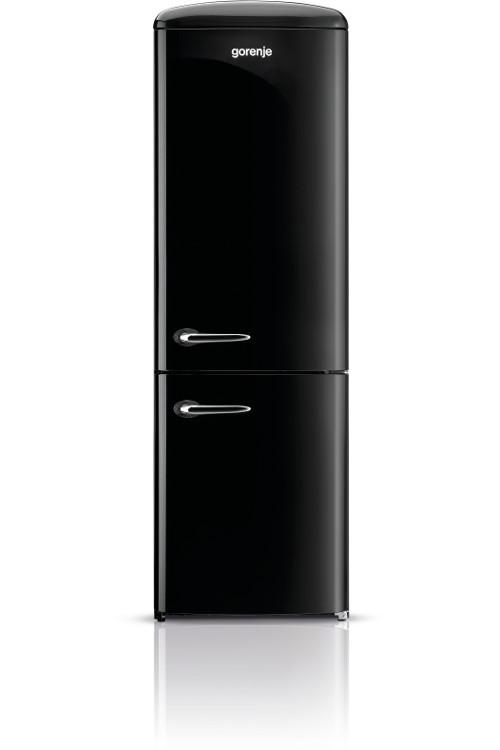 Gorenje Retro Chic RK60359OBK Fridge Freezer