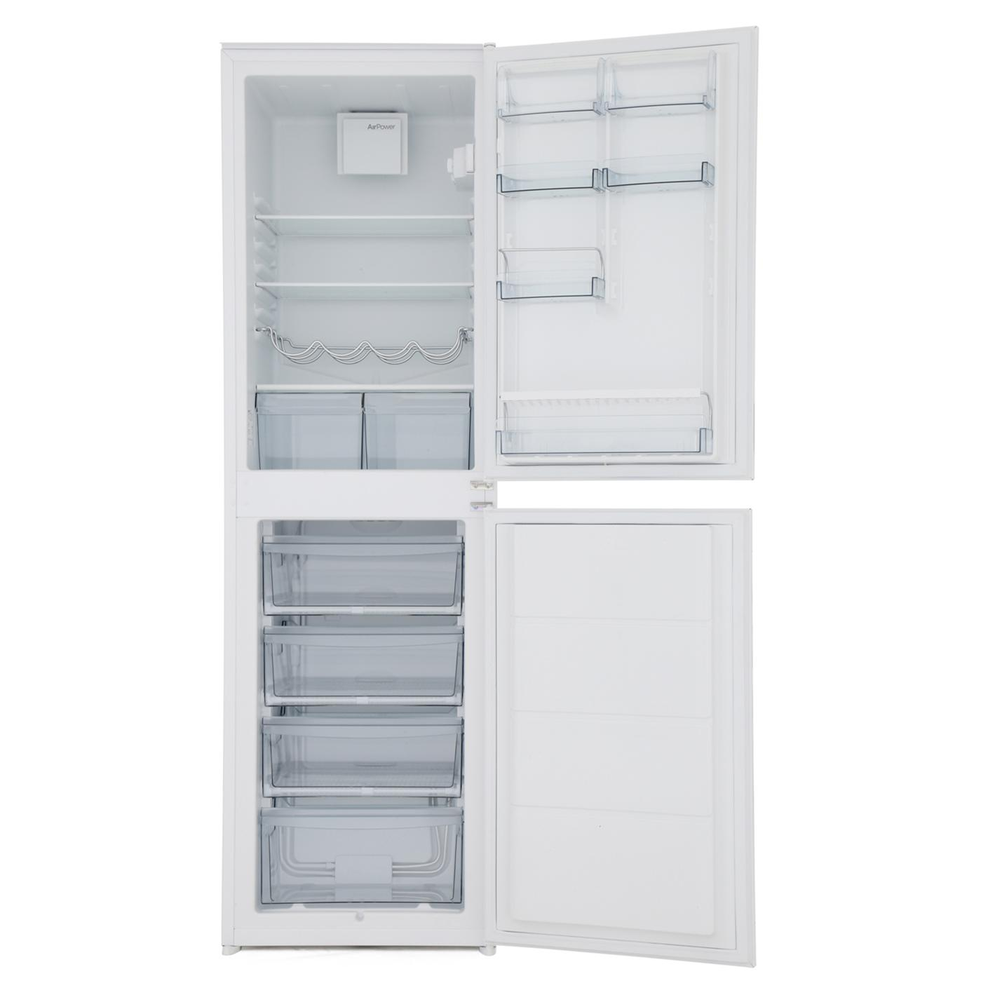 Gorenje RKI4181AWV Static Integrated Fridge Freezer