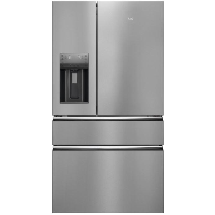 AEG RMB96716CX American Fridge Freezer