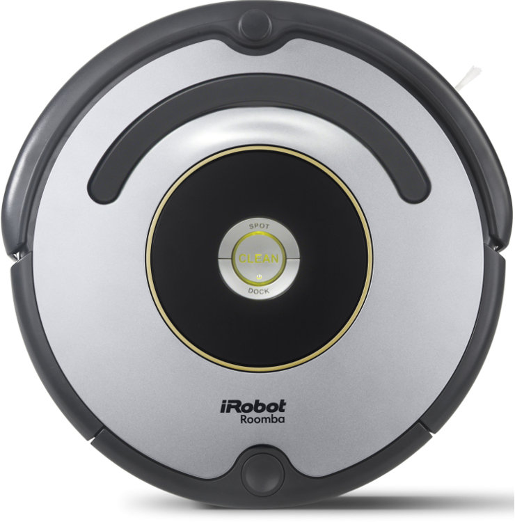 buy irobot roomba 615 robotic cleaner roomba615 black and silver marks electrical. Black Bedroom Furniture Sets. Home Design Ideas