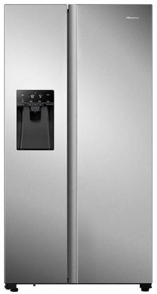 Hisense RS694N4TCF American Fridge Freezer
