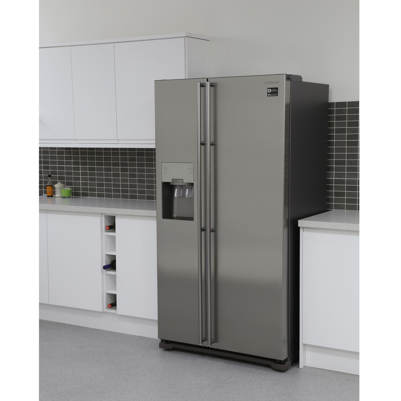 Superb What Is An American Fridge Freezer Part - 5: Samsung H Series RS7567BHCSL American Fridge Freezer