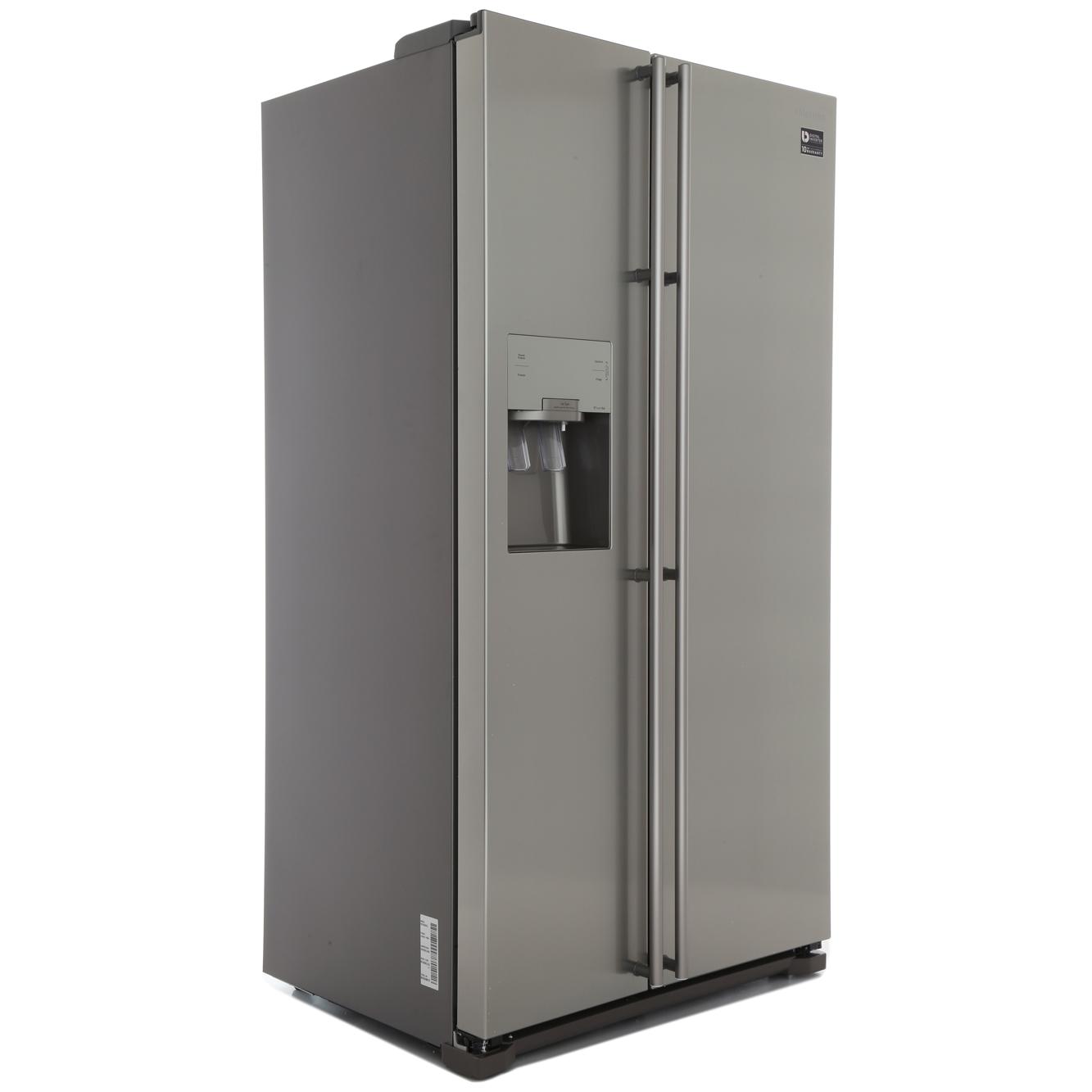 samsung fridge freezer. samsung h series rs7567bhcsl american fridge freezer